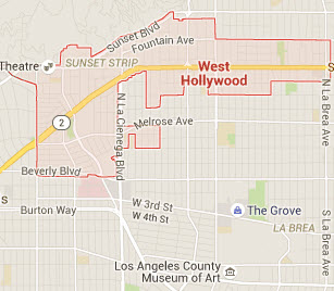 West Hollywood DUI